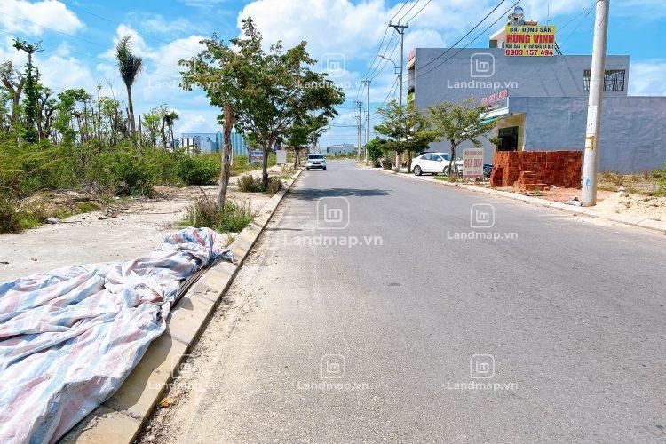 Bán Đất Nền Võ Chí Công Nối Dài Hòa Quý đường 7.5m B2-23 lô 2x - Gần đường Võ Chí Công HQ